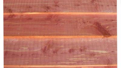 Beveled Cedar Siding