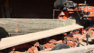 Log to Lumber