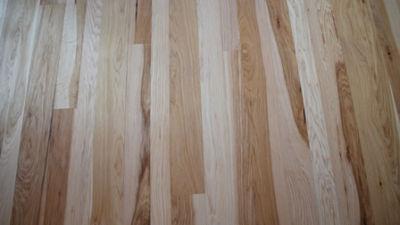 Hickory Flooring