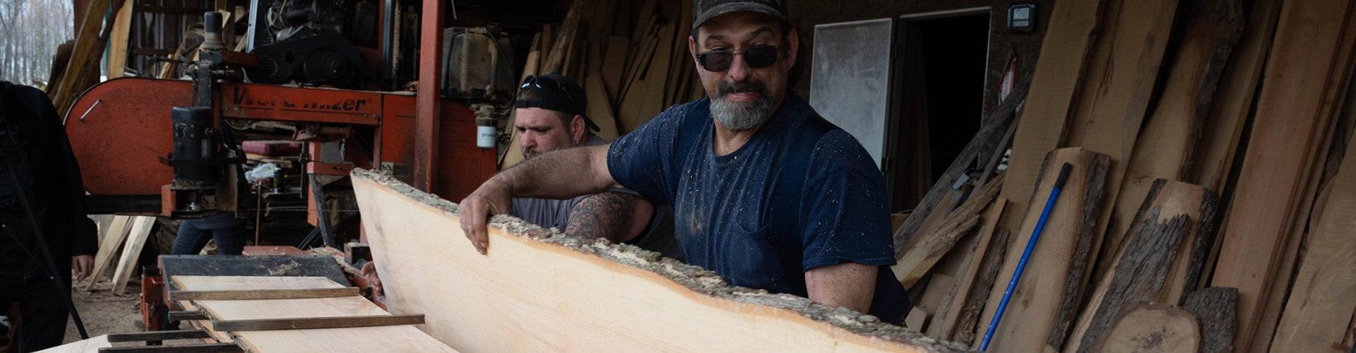 Carson's Lumbermill