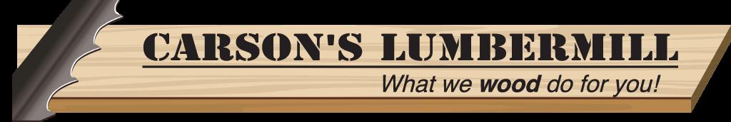 Carson's Lumbermill logo