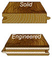 Solid vs. Engineered